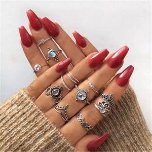 Jewelry - Andrômeda Rings Set